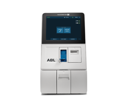 abl9 blood gas analyser